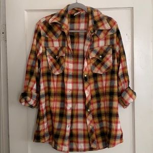 Vintage   True Religion   Flannel